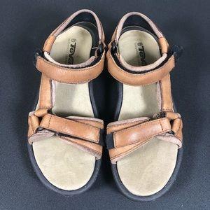 Teva Sandals.
